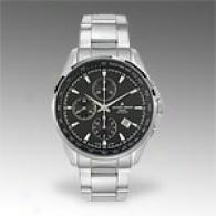 Jacques Lemans Tempora Mens Chronograph Watch