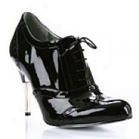 Jessica Simpson Franchine Tailored Lace Up Bootie