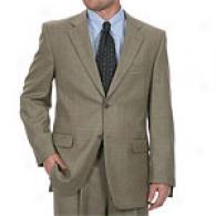 Jones New York 2 Button Charcoal Suit