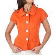 Jones Nea York Crinkle Cotton-wool Jacket