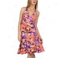 Just Cavalli Dahlia Printed Tank Dress
