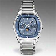 Kenneth Cole Reaction Mens Stainless Steel Watch