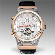 Kenneth Cole Reaction Mens Rose Gold Watch