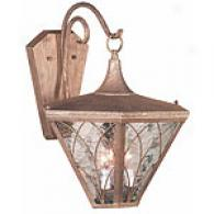 Kenroy Home Large Atwood Outdoor Lantern