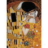 Klimt The Kiss 30inx40in Canvas Wrap Oil Painting