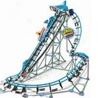 K'nex Shark Run Roller Coaster