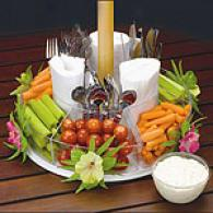 Lazy Susan Serving Set