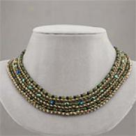 Lee Ange Kate Collection Nested Necklace