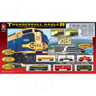 Life Like Thuderball Hauler Train Set