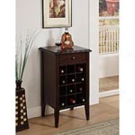 Lincoln Park Wine Cabinet