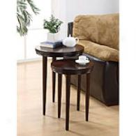 Lincoln Round Nesting Tables