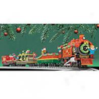 Lionel Trains Holiday Tradition Express Train Set