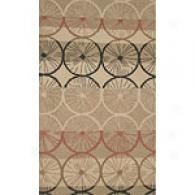 Lucas Colletcion Multicolored Hand Tufted Wool Rug