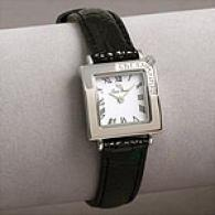 Lucien Piccard Women's Crystal Accented Watch