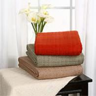 Luxurious Cotton & Bamboo Blanket