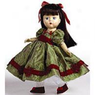 Madame Alexander Silk Roxe Wendykin Wood Doll