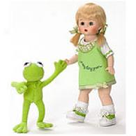 Madame Alexander Wendy Loves Kermit Doll