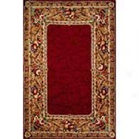 Maison Collection Red Rug