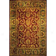 Mandalay Collection Red Rug