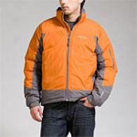 Marmot Mens Bonfire/afterdark Four Shadows Jacket