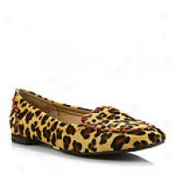 Matisse Sammie Animal Print Calf Hair Flat