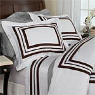 Metro Collectioon 300tc Single Ply Duvet Set