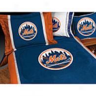 Mets Comforter & Shret Set