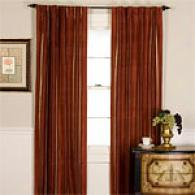 Milano 100% Silk Lined/interlined Set Of 2 Panels