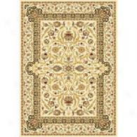 Monarchy Ivory Traditional Rug