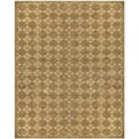 Mpss Argyle Hand-knotted Rug