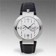 Movado Elliptica Gmt Mens Watch