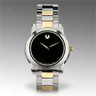 Movado Junior Wantonness Mens Watch