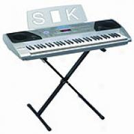 Multi Display Electronic Organ & Stand