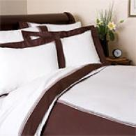 Murray Hill 7pc Single Ply Sheet & Duvet Set