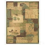 Naatural Beauty Multi-colored Area Rug