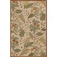 Nature Beige Handd Tufted Wool Rug