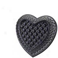 Nordicware Procast Quiltex Heart Pan