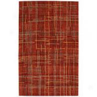 Nourison Aspects Mod Weave New Zealand Wool Rug