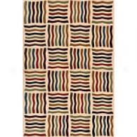 Odyssey Ivory Wool Rug