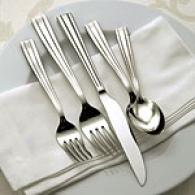 Oneida Aldwych 45pc Staihless Steel Flatware Set