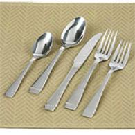 Oneida Mercer 63pc Stainless Steel Flatware Set