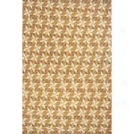 Orleans Collection Light Brown Wool Rug