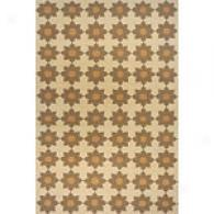 Orleans O1ive Hand Woven Wool Rug