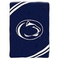 Penn State 60in X 80in Throw
