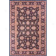 Persian Heritage Collection Navy Rug