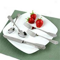 Pfaktzgraff Cote D'azur 45pc Flatware Set