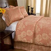 Porch View Yarn-dyed Jacquard 4pc Comforter Set