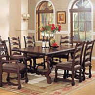 Powell La Quessta Dining Table