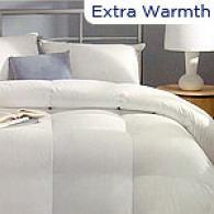 Premium 300tc White Goose Down Comforter