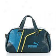 Puma Heritage Midnight Navy Grip Bag